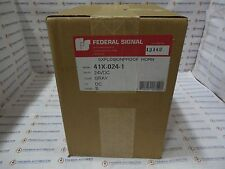 41X-024-1 Federal Signal Explosionproof Horn