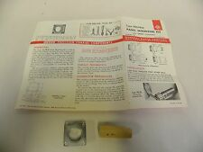NOS Vintage General Radio Coaxial Panel Mounting Kit Type 900-PKM GR900 (A5)