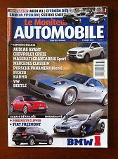 Le moniteur Automobile 17/08/2011; Ford Focus Clipper/ Fiat Freemont/ BMWi