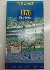1970 Italia - Brasile - Finale 9a Coppa Rimet * Tuttosport VHS USATA come nuova