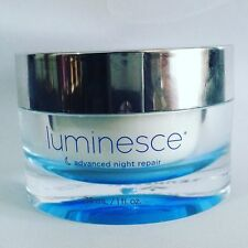 JEUNESSE ADVANCED NIGHT REPAIR SERUM SEALED BOX WITH 5 FREE INSTANTLY AGELESS SA