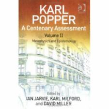 NEW - Karl Popper, a Centenary Assessment Vol. 2: Metaphysics and Epistemology