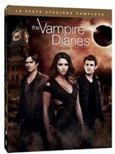 The Vampire Diaries - Stagione 6 (5 DVD)  - ITALIANO ORIGINALE SIGILLATO -