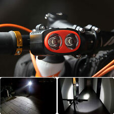 Cool 2LED 2W Owl Dual Use Bicycle Bike Head Light Lamp Front Light Outdoor Sport