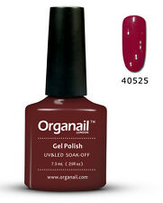 Organail Gel polish Decadent 25 UV Varnish soak off makeup cosmetic maq-up cco