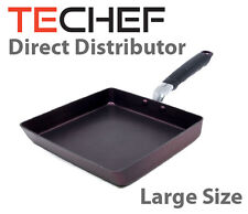 TeChef - (Large) Tamagoyaki Japanese Omelette Egg Pan / Teflon Select Coating