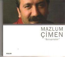 (AJ828) Mazlum Cimen, Bulusmalar - 2006 CD
