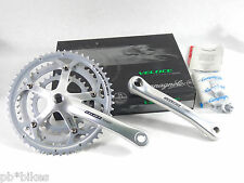Campagnolo Triple Crankset Veloce 10 Speed 175mm 52/42/30 Exa Drive Bicycle NOS