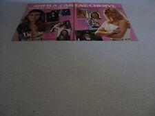 E088 SHEILA CARENE CHERYL KAREN CHERYL '1976 FRENCH CLIPPING (2)