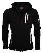 Geographical Norway Trimaran Uomo Softshell Outdoor Giacca Impermeabile Anapurna
