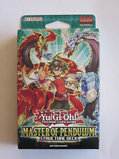 Yu-Gi-Oh Master of Pendulum structure deck