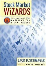 Stock Market Wizards: Interviews with America's Top Stock Traders-ExLibrary