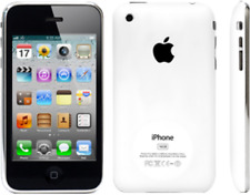 WHITE APPLE IPHONE 3GS 32G-Sbloccato, manomettere con grande app e garanzia