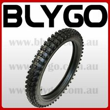 "GL 2.75-17 70/100- 17"" inch Front Knobby Tyre Tire +Tube PIT PRO Trail Dirt Bike"