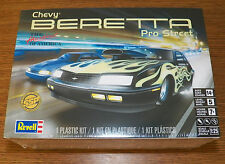 Revell Monogram Chevy Beretta Pro Street plastic model kit 1/25