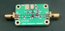 RF High Frequency Wide Band Amplifier Low Noise Amplifier LNA 1-2000MHz Gp: 32dB