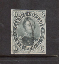 Canada #5 Used With Light Ideal Cancel **With Certificate**