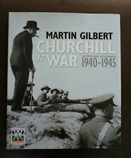 Churchill at War: His Finest Hour in Photographs 1940-1945 (Imperial War Museum)
