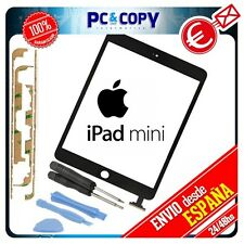 PANTALLA TACTIL PARA IPAD MINI 2 NEGRO TOUCH SCREEN +ADHESIVO Y HERRAMIENTAS