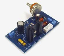 DC HIGH VOLTAGE REGULATOR 0-400V FOR TUBE AMPLIFIERS 0.5A LINEAR ADJUSTING