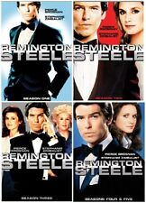 Remington Steele: The Complete Series Seasons 1 2 3 4 5 (DVD Box Set, 17 Disc)