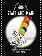 State and Main: The Shooting Script (Newmarket Shooting Scripts)-ExLibrary