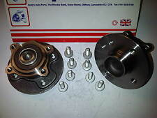 BMW MINI 1.4 1.6 R50,R52,R53 inc COOPER 2x NEW REAR WHEEL BEARINGS /HUBS 2001-06