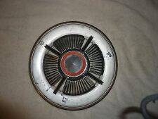"""1965 1966  FORD 15"""" SPINNER HUBCAP HUB CAP USED"""