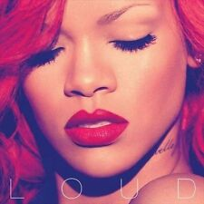Rihanna Loud (CD) SHIPS NEXT DAY Only Girl, Love The Way You Lie, What's My Name