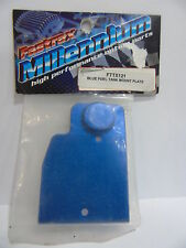 FTTX121 Fastrax RC Car Accessories Anodized Blue Fuel Tank Mount Plate - New UK