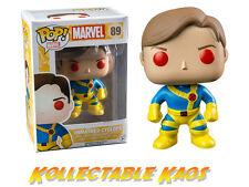 X-Men - Unmasked Red Eye Cyclops Pop! Vinyl Figure