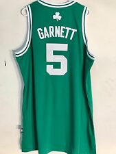 Adidas Swingman NBA Jersey BOSTON Celtics Garnett Green sz XL