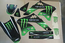 FX TEAM  KAWASAKI GRAPHICS  KX250F KXF250  2006  2007  2008