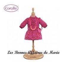 COROLLE - Robe fleurs et accessoires pour poupée 36 cm - Neuve - emballée