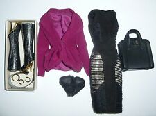 """**SALE** FASHION ROYALTY OUTFIT """"DOMINIQUE ELECTRIC"""" ONLY - NUFACE 2.0"""