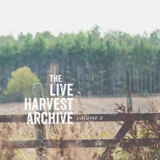 The Live Harvest Archive Vol 2 by Earthwork Music (CD-2016) NEW-Free Shipping