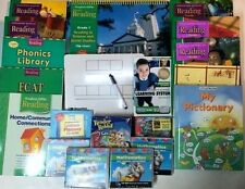 Grade 1 Curriculum Lot of 20 Educational Items 1st Homeschool Multiple Subjects