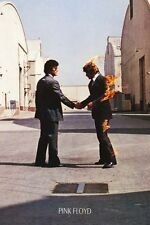 "Pink Floyd LAMINATED POSTER ""Wish You Were Here, Album Cover"" NEW Licensed"