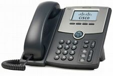New Cisco SPA512G VoIP/SIP 2-Port Gigabit Phone Telephone - Inc VAT & Warranty