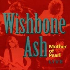 Live - Mother of Pearl von Wishbone Ash - AB3043 CD 1995
