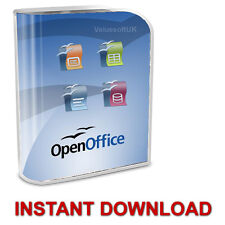 Open office 365 pro edition word processor compatible avec microsoft windows