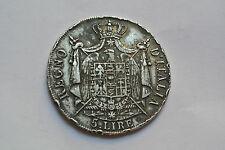 ITALIE  5 LIRES NAPOLEON 1809 M