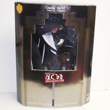 1996 Mattel Cruella De Vil  Barbie # 16295 MIB NRFB