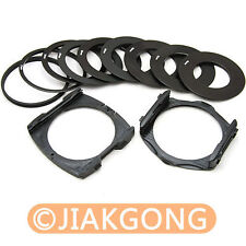 9 Ring + Holder + Wide Angle Holder for Cokin P series