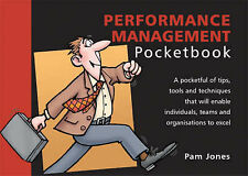 Good, The Performance Management Pocketbook (The manager series), Jones, Pam, Bo