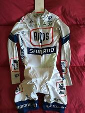 Argos Shimano Pearl Izumi Cycling Skinsuit Speed Suit Team Issue Race S