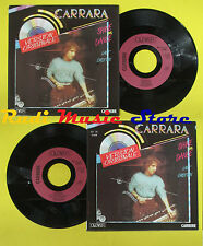 LP 45 7'' ALBERTO CARRARA Shine on dance Last emotion 1984 france no cd mc dvd