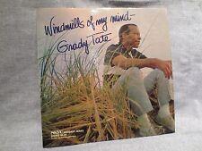 VINTAGE 1968 GRADY TATE WINDMILLS OF MY MIND LP RECORD SKYE RECORDS SK4D