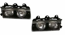 AMERICAN COACH TRADITION 2004-2008 HEADLIGHTS HEAD LAMPS LIGHTS RV - SET