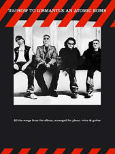 U2: How To Dismantle An Atomic Bomb PVG. Sheet Music for Piano, Vocal & Guitar (